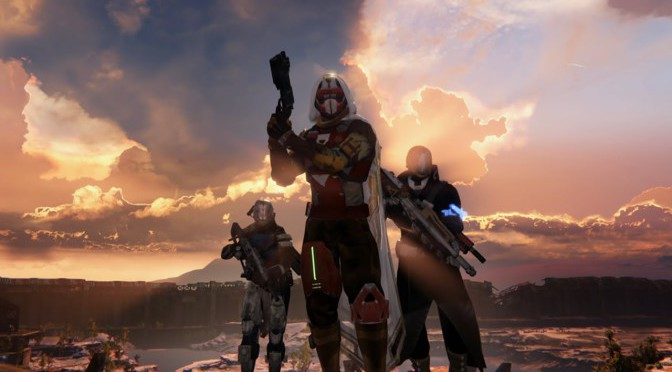 Destiny-Launch Gameplay Trailer