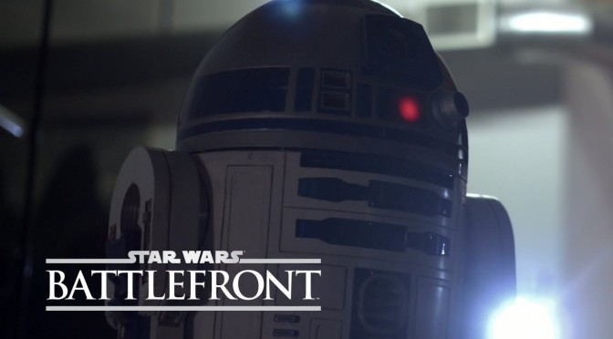 Star Wars Battlefront E3 Trailer