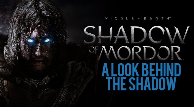Shadow of Mordor: Behind the Scenes