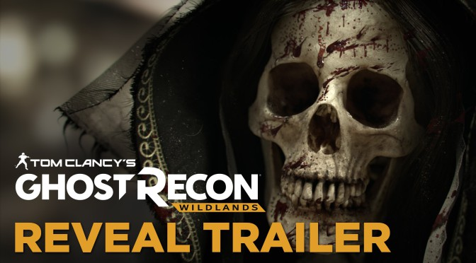 Ghost Recon: Wildlands Reveal Trailer