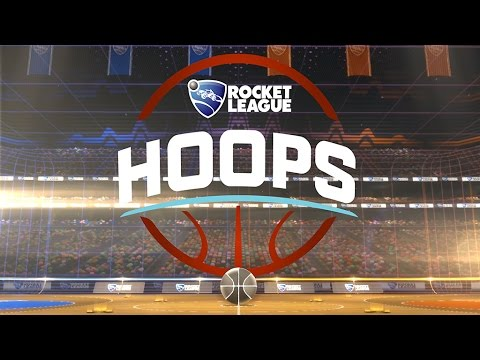 Rocket League – Hoops Trailer
