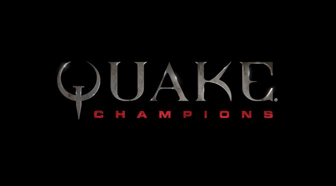 Quake Champions: Reveal Trailer