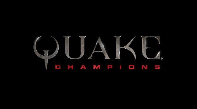 Quake Champions: Reveal Trailer