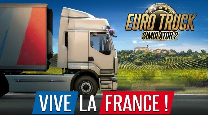 Euro Truck Simulator 2 – Vive la France ! trailer