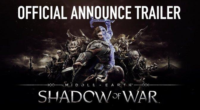 Mittelerde: Schatten des Krieges – Ankündigungs Trailer