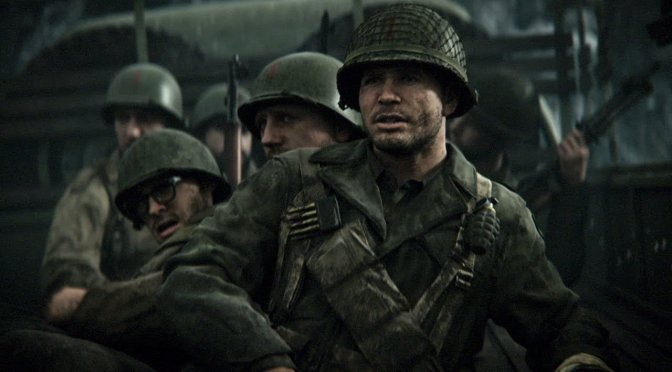 Call of Duty®: WWII – Story-Trailer