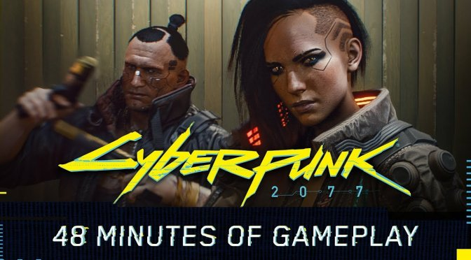 Cyberpunk 2077 Gameplay Reveal
