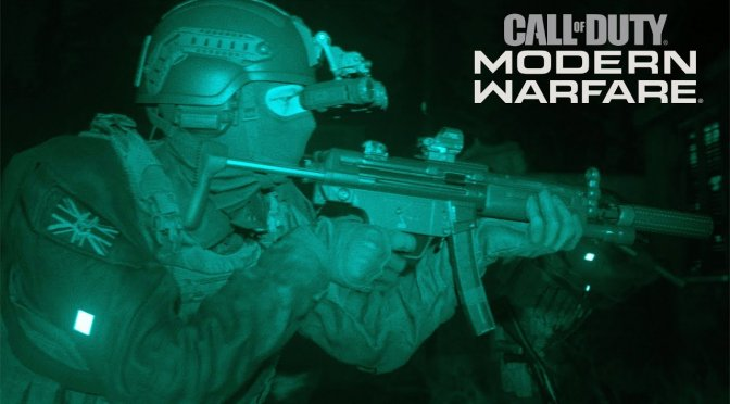 Call of Duty®: Modern Warfare – Offizieller Ankündigungs-Trailer