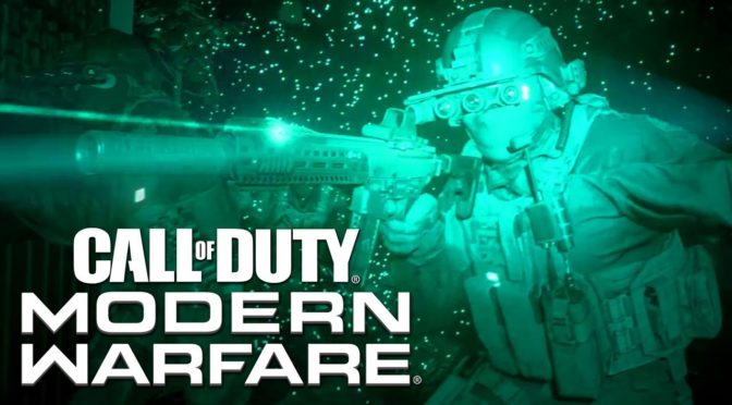 Modern Warfare 2019 Gameplay