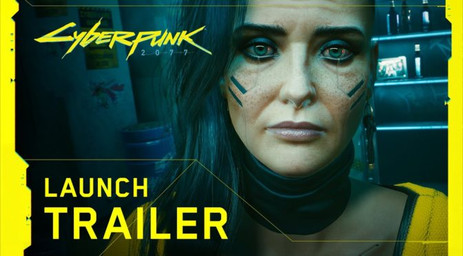 Cyberpunk 2077 — Official Launch Trailer — V